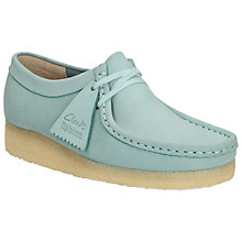 Buy Clarks Originals Wallabee Lace Up Trainers Online at johnlewis.com