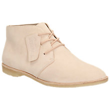 Buy Clarks Originals Phenia Suede Desert Boots Online at johnlewis.com