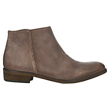 Buy Jigsaw Faye Low Heeled Ankle Boots Online at johnlewis.com