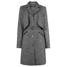 Buy Warehouse Utility Duster Coat, Multi Online at johnlewis.com