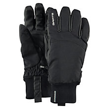 Buy Barts Profile Ski Gloves, Black Online at johnlewis.com