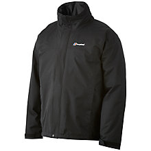 Buy Berghaus RG Alpha 3-in-1 Waterproof Jacket, Black Online at johnlewis.com