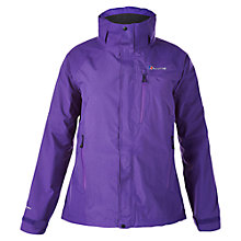 Buy Berghaus Skye Hydroshell Waterproof Women's Jacket, Purple Online at johnlewis.com