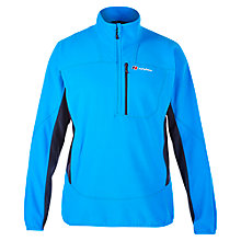 Buy Berghaus Prism Micro Half Zip Men's Fleece Online at johnlewis.com