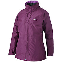 Buy Berghaus Glissade III Gore-Tex Waterproof Women's Walking Jacket Online at johnlewis.com