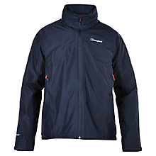 Buy Berghaus Thunder GORE-TEX Waterproof Men's Jacket, Blue Online at johnlewis.com
