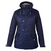 Buy Berghaus Elsdon Waterproof Women's Jacket, Blue Online at johnlewis.com