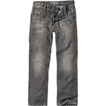 Buy Fat Face Boy's Jeans, Grey Denim Online at johnlewis.com