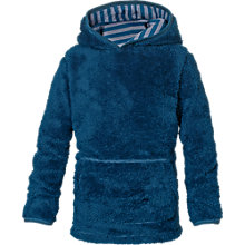 Buy Fat Face Boy's Popover Hooded Fleece Online at johnlewis.com