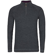 Buy Ted Baker T for Tall Sawshar Zip Jumper Online at johnlewis.com