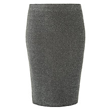 Buy Minimum Avalon Sparkle Skirt, Silver Online at johnlewis.com