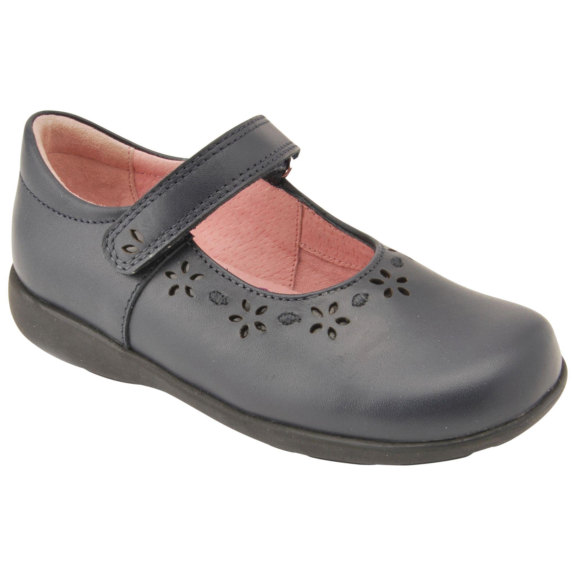 Start-Rite Start-Rite Emily Infant Mary Jane Shoes, Navy