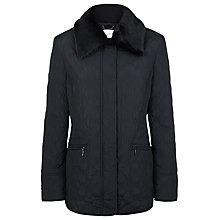 Buy Windsmoor Argyle Quilted Coat Online at johnlewis.com