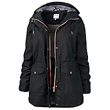Buy Fat Face Porchester Warm & Dry Jacket, Phantom Online at johnlewis.com