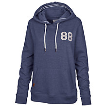 Buy Fat Face Heritage Hoodie, Indigo Online at johnlewis.com