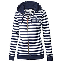 Buy Fat Face Heritage Stripe Zip Through Hoodie Online at johnlewis.com