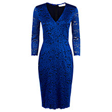 Buy Damsel In a Dress Carmen Dress, Blue Online at johnlewis.com