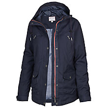 Buy Fat Face Winchester Warm & Dry Jacket, Navy Online at johnlewis.com