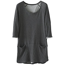 Buy Poetry Double Faced Tunic Top Online at johnlewis.com