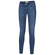 Buy Fat Face Mid Vintage Jeggings, Denim Online at johnlewis.com