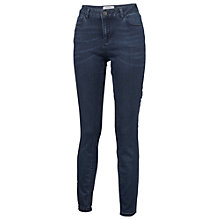 Buy Fat Face Worn Vintage Jeggings, Denim Online at johnlewis.com