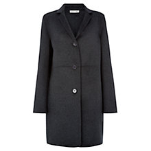 Buy Damsel in a dress Arosa Wool Coat, Charcoal Online at johnlewis.com