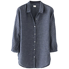 Buy Poetry Ramie and Linen Shirt Online at johnlewis.com
