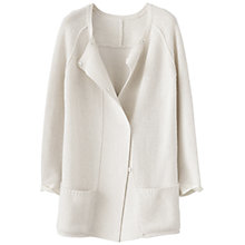 Buy Poetry Merino and Cashmere Knitted Coat Online at johnlewis.com