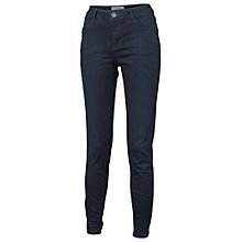 Buy Fat Face Brushed Overdye Jeggings, Denim Online at johnlewis.com