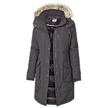 Buy Fat Face Arctic Parka, Grey Online at johnlewis.com
