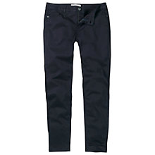 Buy Fat Face Peached Trousers, Ink Online at johnlewis.com