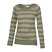 Buy Fat Face Billy Stripe Jumper Online at johnlewis.com