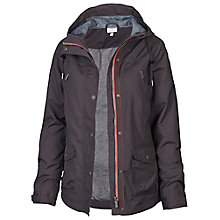 Buy Fat Face Winchester Warm & Dry Jacket, Charcoal Online at johnlewis.com