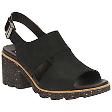 Buy Christopher Raeburn for Clarks Jungle Fern Block Heeled Sandals Online at johnlewis.com