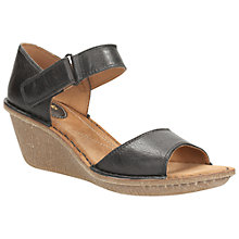 Buy Clarks Orient Sea Leather Sandals Online at johnlewis.com