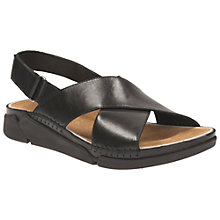 Buy Clarks Tri Alexia Leather Sandals Online at johnlewis.com
