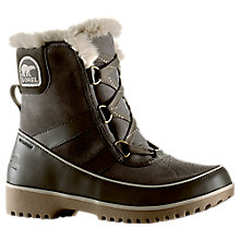 Buy Sorel Tivoli II Suede Warm Women's Snow Boots Online at johnlewis.com