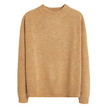 Buy Mango Wool-Blend Jumper Online at johnlewis.com