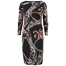 Buy Gina Bacconi Printed Dress Online at johnlewis.com