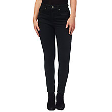 Buy Phase Eight Aida Jeans, Black Online at johnlewis.com