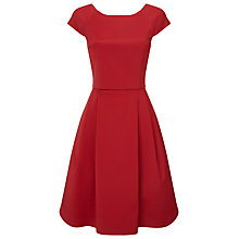 Buy Phase Eight Bernice Dress, Paprika Online at johnlewis.com