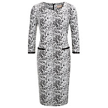 Buy Planet Jacquard Textured Dress, Planet Online at johnlewis.com