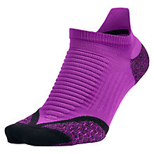 Buy Nike Elite Running Socks Online at johnlewis.com