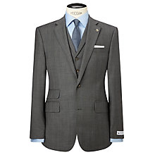 Buy Chester by Chester Barrie Prince of Wales Check Tailored Suit Jacket, Grey Online at johnlewis.com