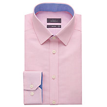 Buy John Lewis Tailored Fit Long Sleeve Stripe Shirt Online at johnlewis.com