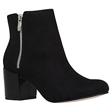 Buy Miss KG Sway Ankle Boots, Black Online at johnlewis.com