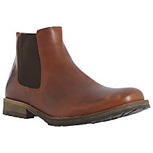 Buy Dune Chiggy Colour Panel Chelsea Boot, Tan Online at johnlewis.com