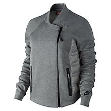 Buy Nike Tech Fleece Aeroloft Moto Jacket Online at johnlewis.com