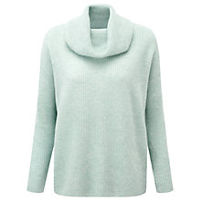 Buy Pure Collection Villiers Jumper, Celadon Green Online at johnlewis.com