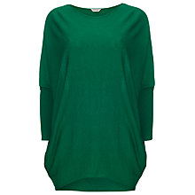 Buy Phase Eight Becca Batwing Jumper, Green Online at johnlewis.com